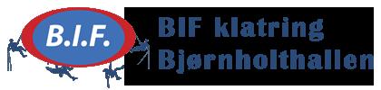 BIF Klatring
